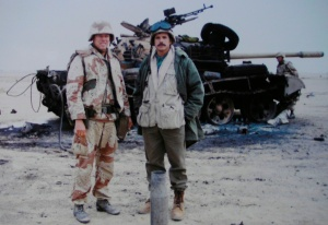 Bhava Ram Gulf War