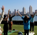 Yoga on the Bay