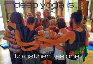 Deep Yoga Is
