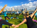 Deep Yoga on the Bay