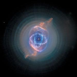 Hubble Bulleseye
